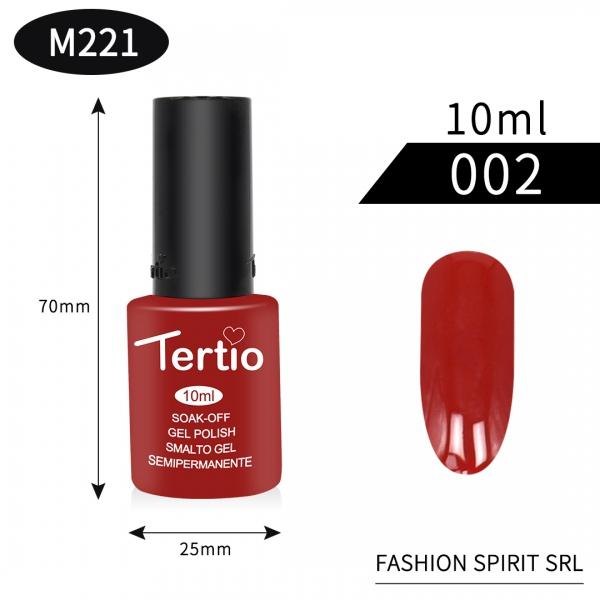 """Shellac """"Tertio"""", № 02"""