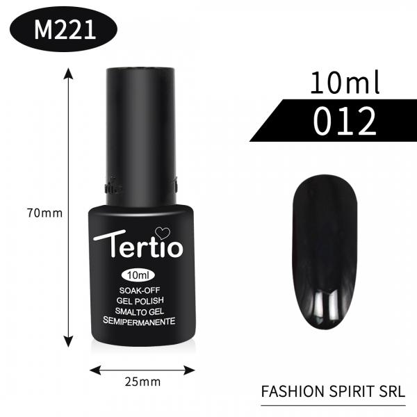 """Shellac """"Tertio"""", № 12"""