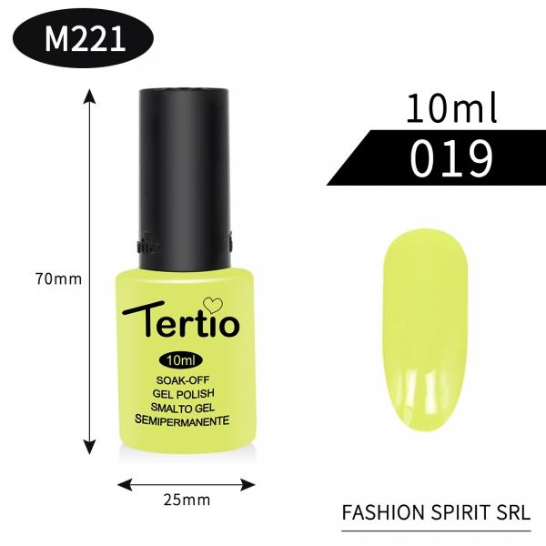 """Shellac """"Tertio"""", № 19"""