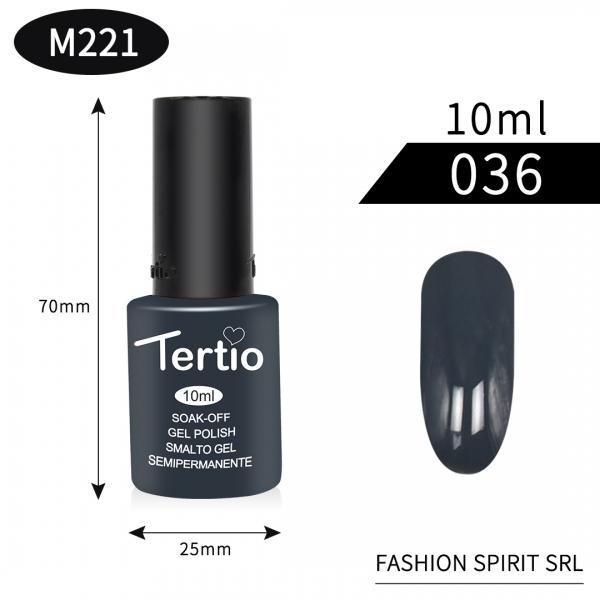 """Shellac """"Tertio"""", № 36"""