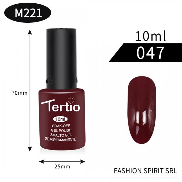 """Shellac """"Tertio"""", № 47"""