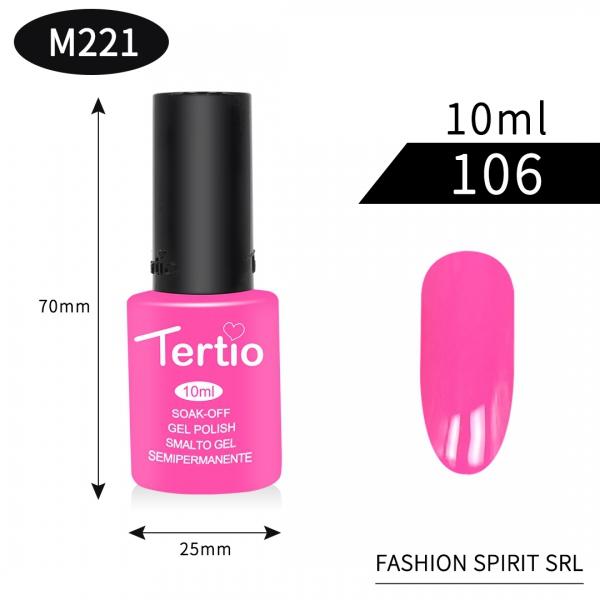 """Shellac """"Tertio"""", № 106"""