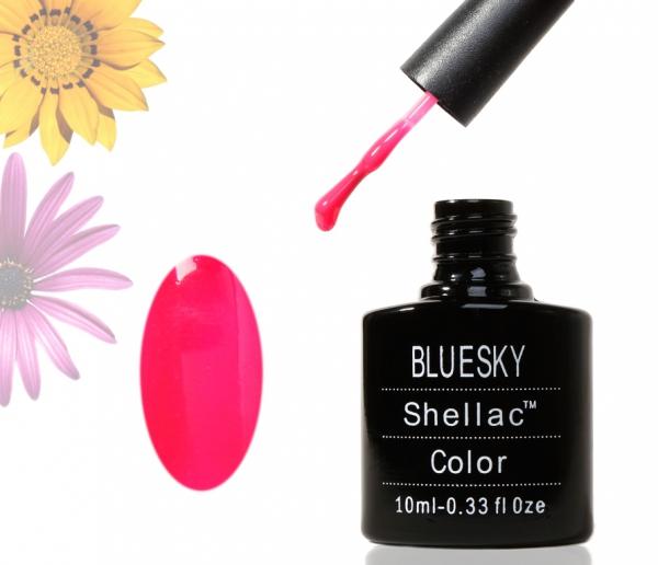 Shellac BLUESKY, № Neon12