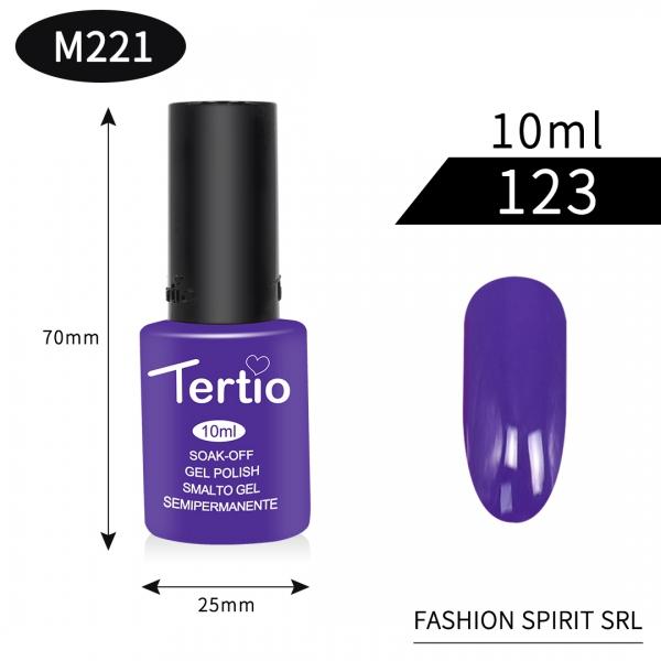 """Shellac """"Tertio"""", № 123"""
