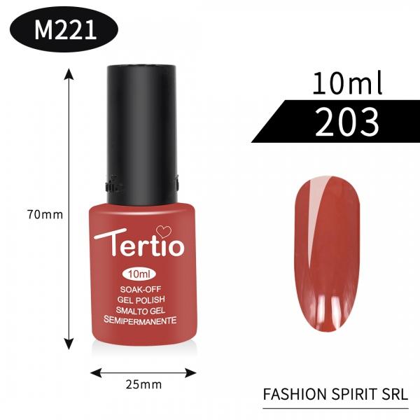 """Shellac """"Tertio"""", № 203"""