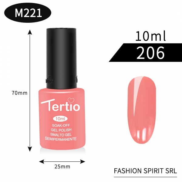 """Shellac """"Tertio"""", № 206"""