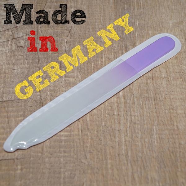 стеклянная пилка +для ногтей