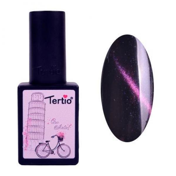 """Шеллак """"Tertio"""" 3D-Кошачий глаз, № 56"""