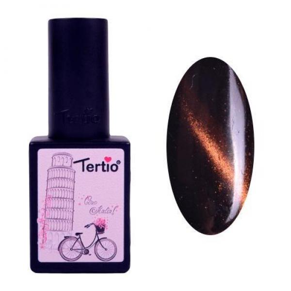 """Шеллак """"Tertio"""" 3D-Кошачий глаз, № 58"""