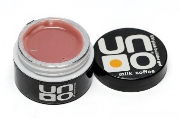 "Гель камуфлирующий ""UNO"" / MILK COFFEE, 15 мл."