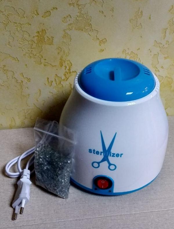 Шариковый стерилизатор PROFI (голубой)