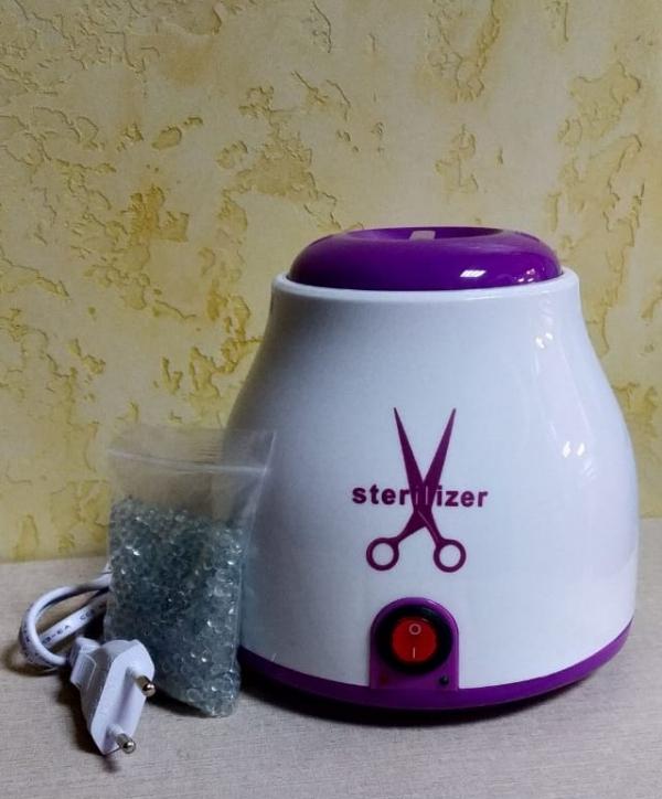 Шариковый стерилизатор PROFI (фиолетовый)