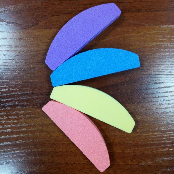 Мини-Баф шлифовальный 2-х сторонний (полукруг)