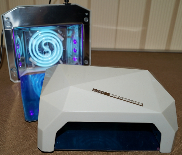 LED+CCFL лампа 36 Вт (белая)