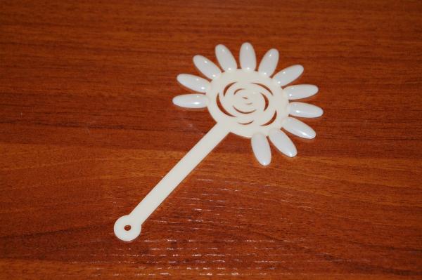 """Палитра для лаков """"Цветок"""", 12 цветов"""