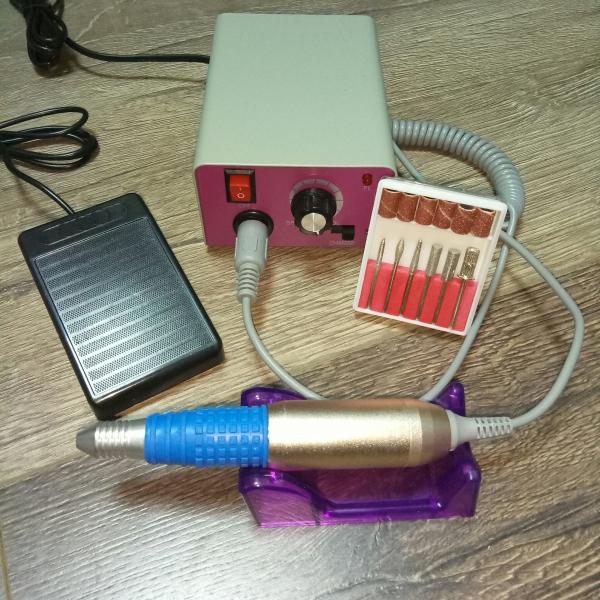 Аппарат для маникюра и педикюра MERCEDES, 30 тыс. об/мин