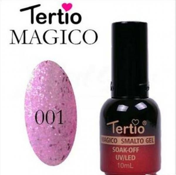 "Shellac ""Tertio"" Хамелеон, № 01"