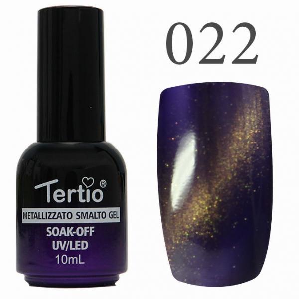 "Гель-лак ""Tertio"" Cat's Eye, № 22"