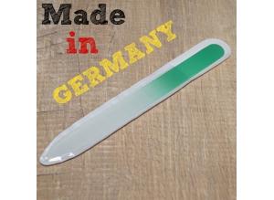 "Пилка стеклянная ""CRYSTAL"" (зеленая), 14 см."