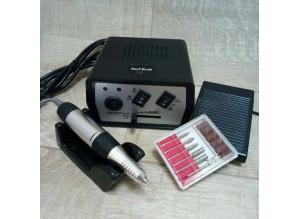 Аппарат для маникюра и педикюра DM-203 (черный), 35 тыс. об/мин