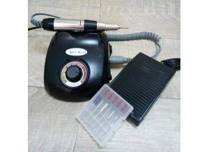 Аппарат для маникюра и педикюра DM-208 (черный), 35 тыс. об/мин