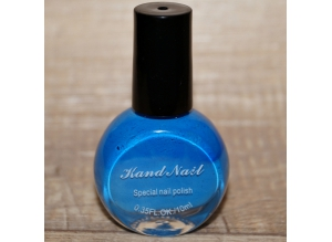 "Краска для стемпинга ""Kand Nail"" (синяя)"