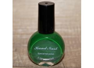 "Краска для стемпинга ""Kand Nail"" (зеленая)"