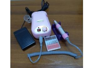 Аппарат для маникюра и педикюра ZS-217 (розовый), 35 тыс. об/мин