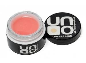 """Гель камуфляжный """"UNO"""" / SWEET PINK, 15 мл."""