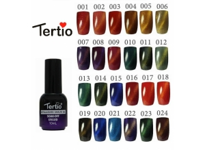 "Гель-лак ""Tertio"" Cat's Eye, № 16"