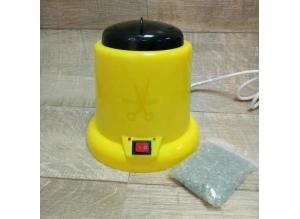 Шариковый стерилизатор (желтый)
