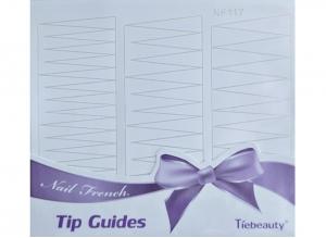 "Наклейки-трафареты ""Tiebeauty"", NF117"