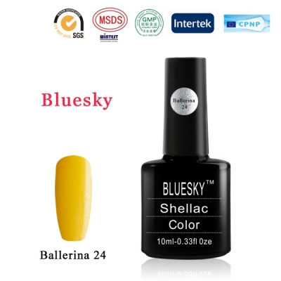 Shellac BLUESKY, № Ballerina 24