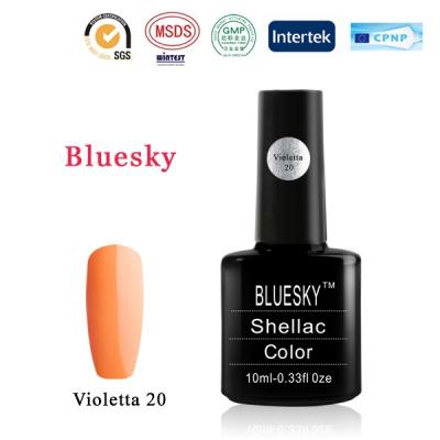 Shellac BLUESKY, № Violetta 20