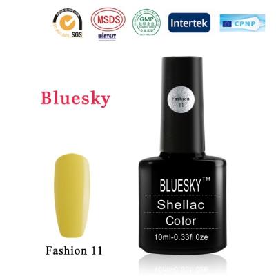 Shellac BLUESKY, № Fashion 11