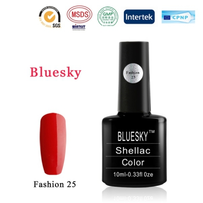 Shellac BLUESKY, № Fashion 25