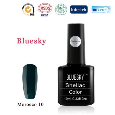 Shellac BLUESKY, № Morocco 10