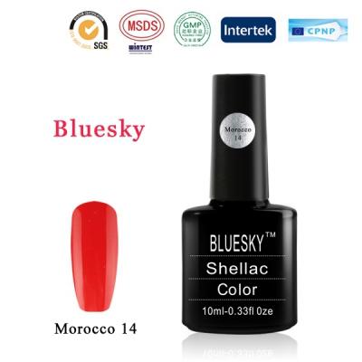 Shellac BLUESKY, № Morocco 14