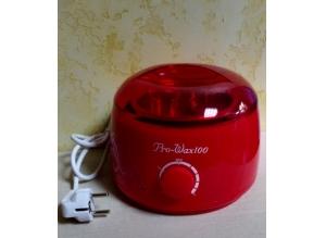 """Воскоплав """"Pro-Wax100"""" красный / с регулятором температуры"""