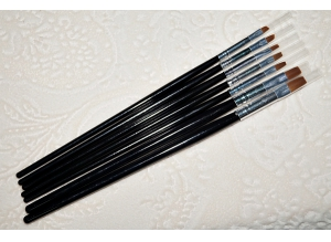 Кисти для китайской росписи, 7 шт. (#8)