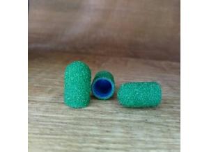 Колпачок 7*13 мм (зеленый), 120 грит