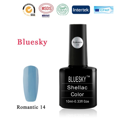 Shellac BLUESKY, № Romantic 14