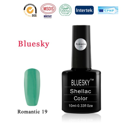 Shellac BLUESKY, № Romantic 19