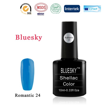 Shellac BLUESKY, № Romantic 24