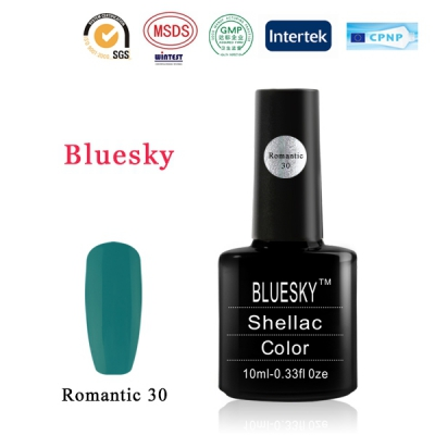 Shellac BLUESKY, № Romantic 30