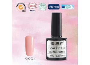 Bluesky Rubber Base COVER PINK (каучуковая база + камуфляж), № QBC 21