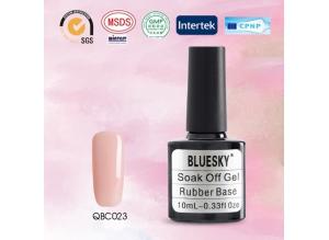 Bluesky Rubber Base COVER PINK (каучуковая база + камуфляж), № QBC 23