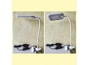 Маникюрная настольная лампа / светодиодная