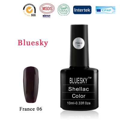 Shellac BLUESKY, № France 06