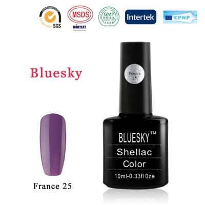 Shellac BLUESKY, № France 25